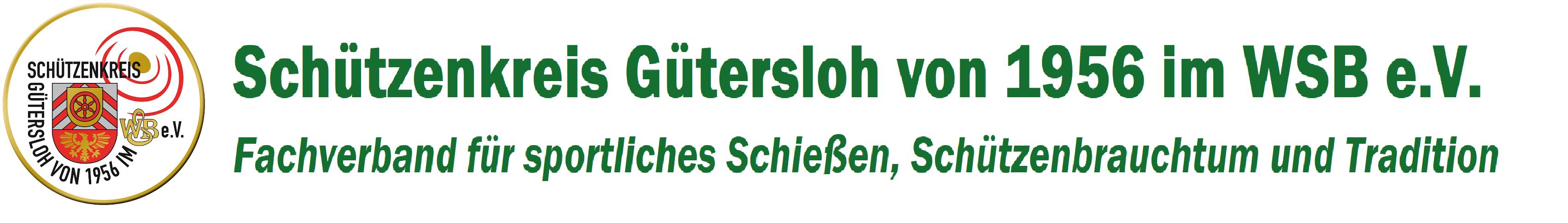 Schützenkreis Gütersloh von 1956 im WSB e.V.
